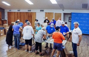 Meals of Hope Packing